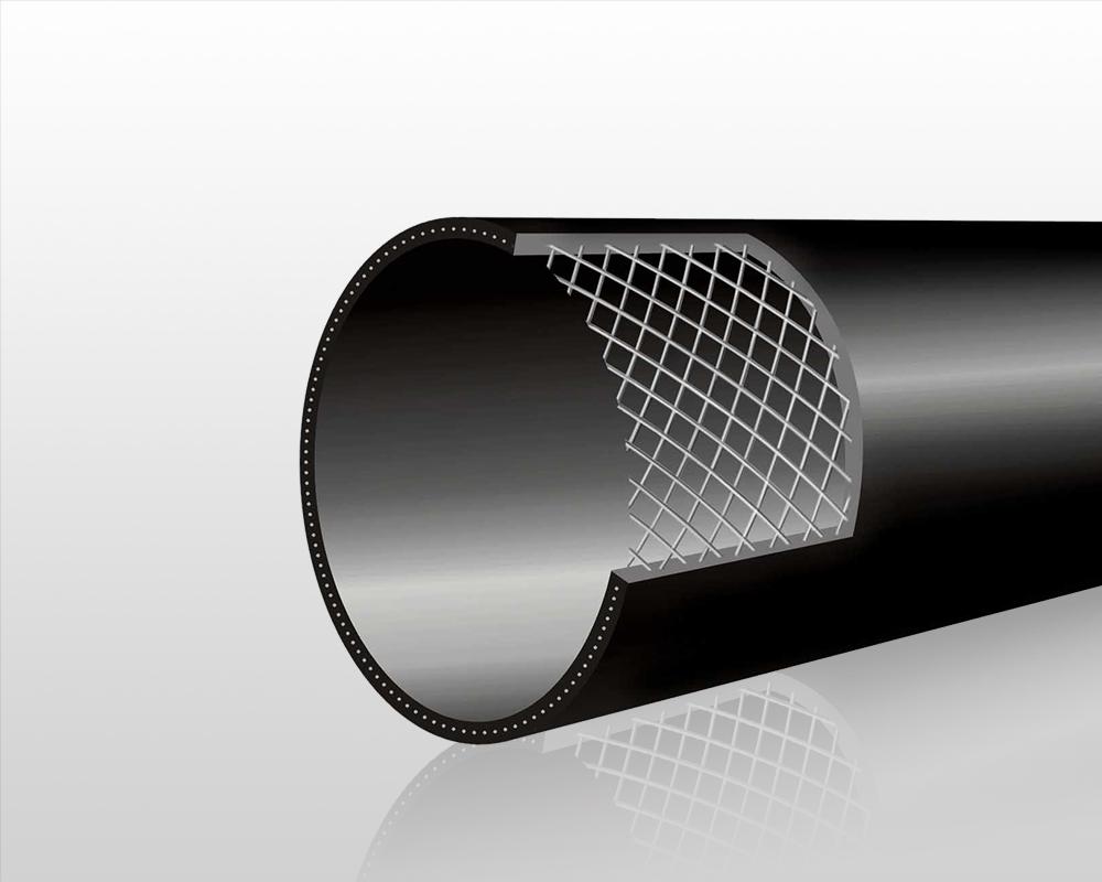 钢丝网骨架聚乙烯(PE)复合管