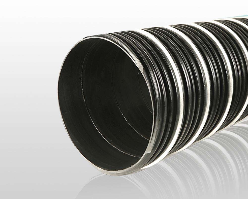 埋地聚乙烯(PE)钢塑复合缠绕排水管