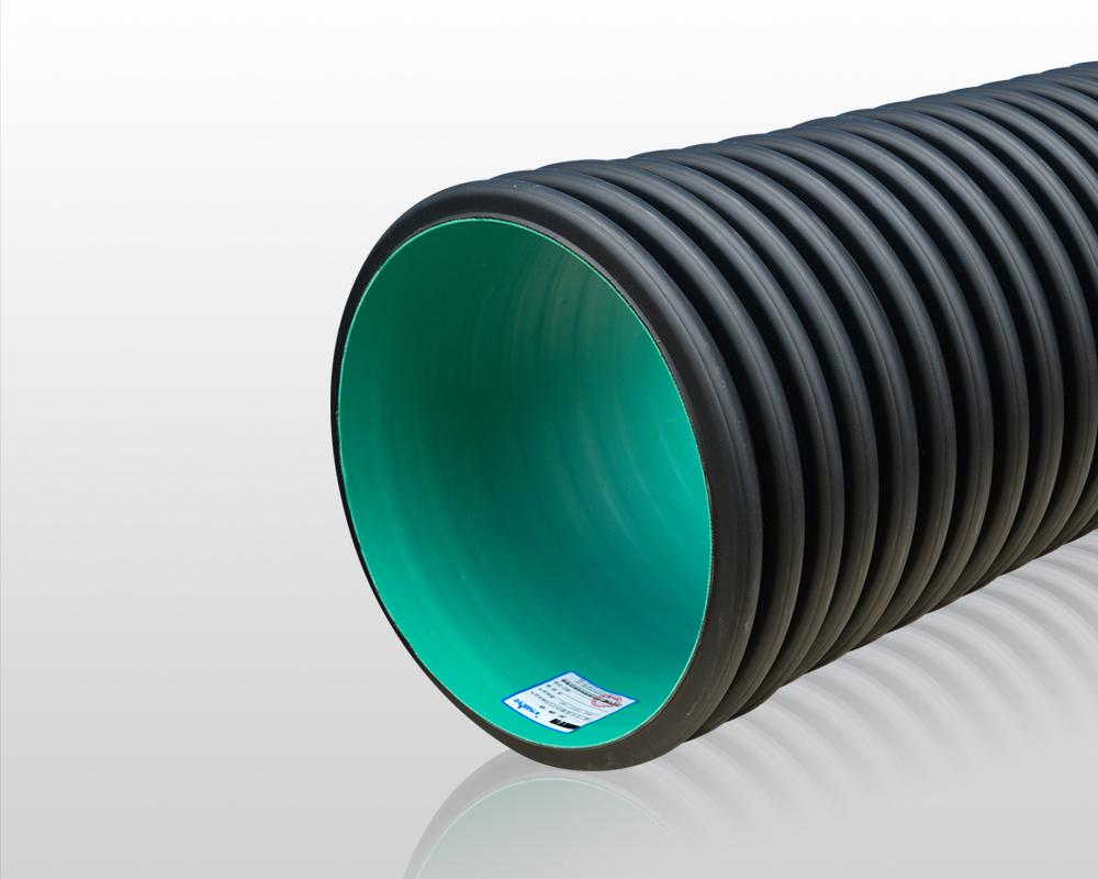 埋地排水用聚乙烯(PE)双壁波纹管