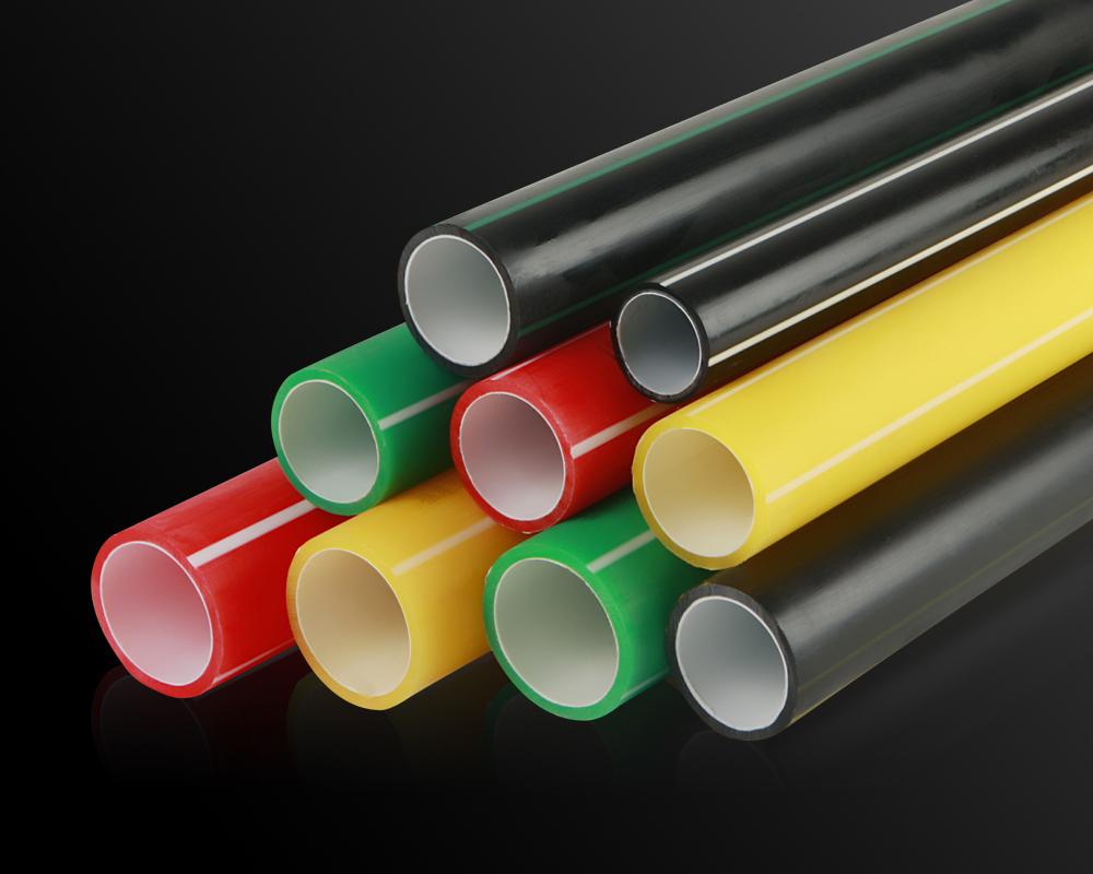 高密度聚乙烯(HDPE)硅芯塑料管
