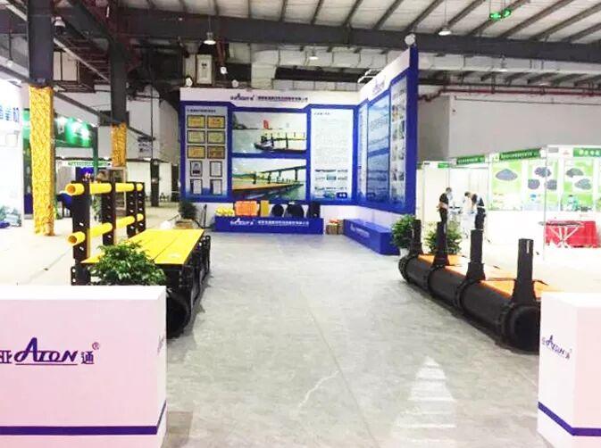 共同交流,共促发展——山猫直播参展2020中国漳州国际水产养殖产业博览会